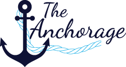 The Anchorage Guest House Weymouth Retina Logo